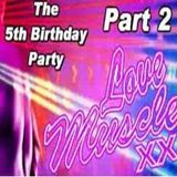 DJ Marc Andrews - Live at Love Muscle's (Fridge Brixton) 5th Birthday Party - Part 2