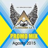 Dj Alexandre A.S. - Promo Mix Agosto 2015