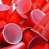 Dude, Where's My Red Solo Cup?