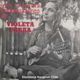 Violeta Parra: Las últimas Composiciones. CML - 2456. RCA Víctor. 1966. Chile