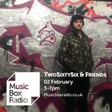 TwoSixtySix with HJJ - Saturday 2nd February 2019