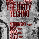 Art Style: Techno   Nitrowsky & Tasy + Friends : The Dirty Techno   Episode VI : DJ STI