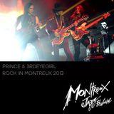 Prince & 3rdeyegirl Rock in Montreux 2013