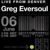 Greg Eversoul Beatport Live June 2014