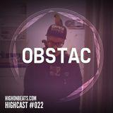 HIGHCAST #022 — OBSTAC (Dollops Music)