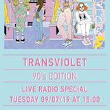 Transviolet 90's edition