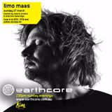 Timo Maas - Live at Earthcore Show on Kiss FM, Melbourne, Australia (27-03-2016)