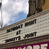 Saturday night at Smokey's Joint- I like to groove tonight!