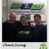 Interview with Chaos Swing on The Local - SA - 3 May 2018