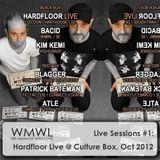 WMWL Live Sessions 1: Hardfloor Live @ Culture Box Copenhagen