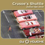 Crusoe's Shuttle station ten 2018 by DJ Vojche