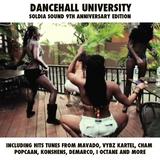 Dancehall University - Soldia Sound 9th Anniversary Edition