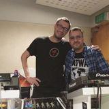 James Locksmith visits Simon Caldwell Monday Sunsets FBi Radio