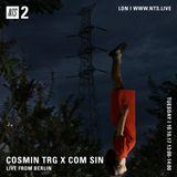 Cosmin TRG x COM SIN - 10th October 2017