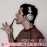ALEX D'ELIA PILLSRADIO PODCAST (April 2013)