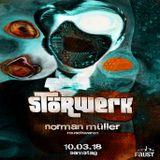 Norman @ Störwerk - Kulturzentrum Faust Hannover - 10.03.2018