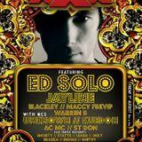 ED SOLO LIVE @ FBK VIP XXX