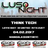 LusoNight - 04.02.2017 - Think Tech - Part 1