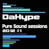Pure Sound Sessions Part 1 -2012 By Sven Smith