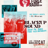 BlackUp on air #1 (06/04/14) @ Dub Force Radio