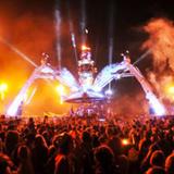 Wonka-Vision @ Electric Picnic 2011 Arcadia Spectacular
