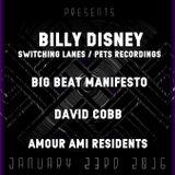 Billy Disney x Amour Ami Promo mix