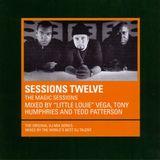 Magic Sessions - Tedd Patterson