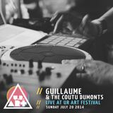 Guillaume & The Coutu Dumonts - Live at UR ART Festival - Sunday July 20 2014
