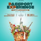 Fully Focus Presents Passport Experience Saturdays Promo Mix