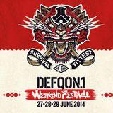Frontliner @ Defqon.1 2014 - Red