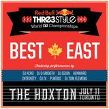 DJ Tom Fleming - Canada - East Qualifier