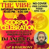 DJ Angel B! LIVE @LP & Harmony - Birthday Celebration