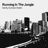 Running in the jungle - Set by Dj Aviran Shefer