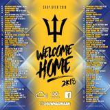 VA-Dj WhaGwaan - Welcome Home 2k18 (Promo Cd) 2018