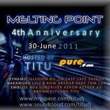 Arthur Deep -  Melting Point 4th Anniversary