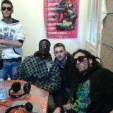 Black Power Gang feat Bubble&Spettro pres in TeRAPia 'UD2PN'. 25 marzo 2014. E c'è anke 'O GiaN