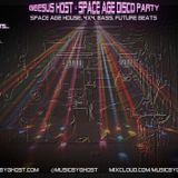 Ghost presents Geesus Host Space Age Disco Party