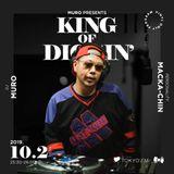 MURO presents KING OF DIGGIN' 2019.10.02『DIGGIN' MOTOWN DISCO』