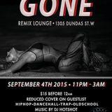 DJ Hotshot - Gone [Promo Mix]