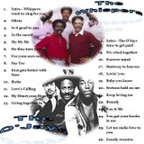 The Whispers vs The O'Jays