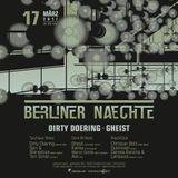 Tom Schön - Berliner Naechte @ Tanzhaus West in Frankfurt 17-03-2017