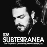 Subterranea // 038 // FreakMe - 21-01-2016