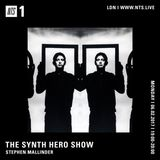 The Synth Hero Show w/ Stephen Mallinder - 6th February 2017