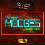 The Three Mooges Radio Show @CR Radio 20-10-2016 | Tom To Skouliki, One Eyed Bert & NKS