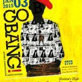Prince Eddie P.  Go BANG! January 2015