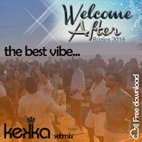 Welcome After Búzios 2016 - Mixed by Kekka DJ