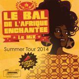 Bal de l'Afrique enchantée / le Mix / SummerTour 2014