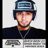 AUDAZ @ Montrose Beach - Beach Bash 2.0 (8.7.16) (#064)