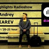 Deep Highlights Radioshow Vol. 34 mixed by Andrey PUSHKAREV @ wwwibizaliveradio.com