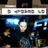 Dj Deadly D drum & bass set recorded live @ Fresh! - Club Mazzo Amsterdam 1998